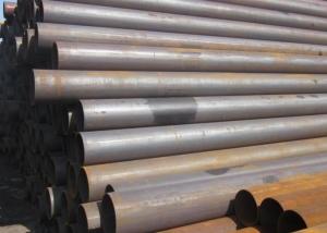 EN10219 S275J0H Steel ERW Structural Pipe